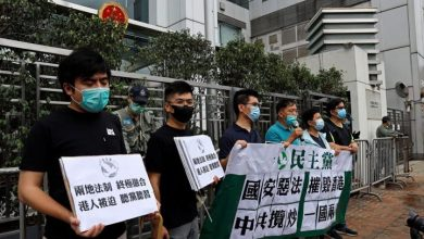 Photo of Hong Kong security bill 'good for local investment,' pro-China politicians argue