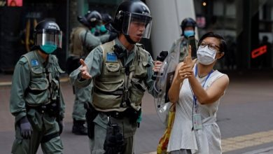 Photo of Hong Kong activist urges Canada, others to speak out against China security bill