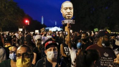 Photo of Demonstrations largely peaceful as George Floyd protests continue across the U.S.