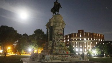 Photo of 'A long time coming': Virginia to remove statue of Robert E. Lee