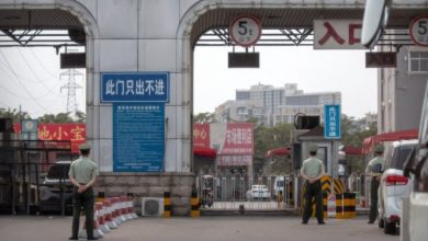 Photo of Officials close Beijing market, lock down area after new COVID-19 outbreak
