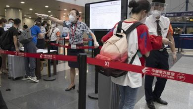 Photo of Coronavirus: Beijing cancels flights as new COVID-19 outbreak raises concerns