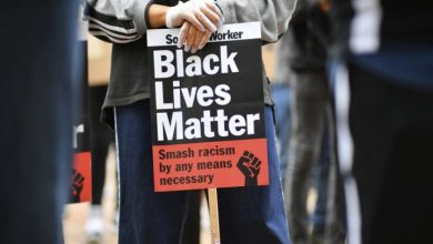 Photo of Demonstrators hold 4th weekend of anti-racism protests across the U.K.
