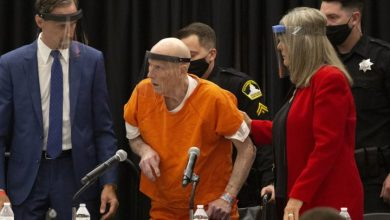 Photo of Golden State Killer pleads guilty to 13 murders, admits to dozens of rapes