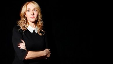 Photo of Author J.K. Rowling facing backlash over tweets criticized as transphobic