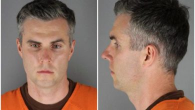 Photo of 1 of 4 former police officers charged in George Floyd's death released on bail