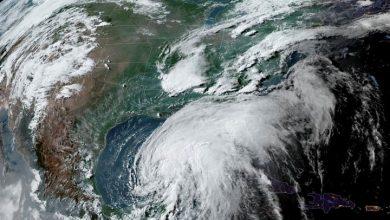 Photo of Cristobal powers back into tropical storm as it barrels toward U.S. Gulf Coast