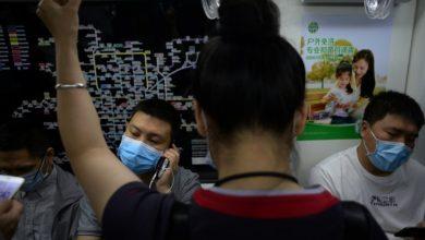 Photo of Outbreak of coronavirus cases in Beijing sparks return of tough measures
