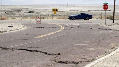 Photo of Magnitude 6.1 earthquake hits central California: U.S. Geological Survey