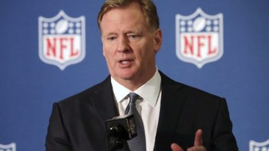 Photo of 'We were wrong': Commissioner says NFL should have listened to player protests