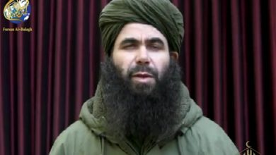 Photo of French forces kill North Africa al-Qaida leader: defense minister