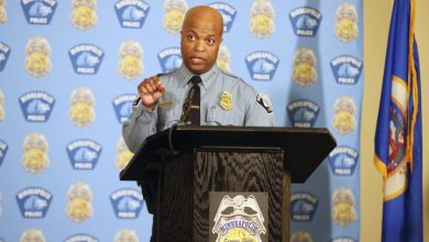 Photo of Minneapolis police dept. to withdraw from union negotiations, chief promises reform