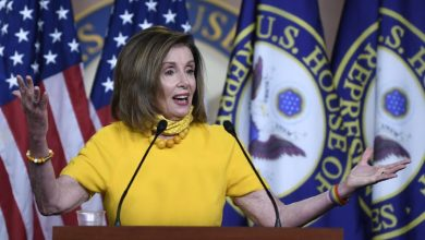 Photo of Time to remove Confederate symbols from U.S. Capitol building, bases: Nancy Pelosi