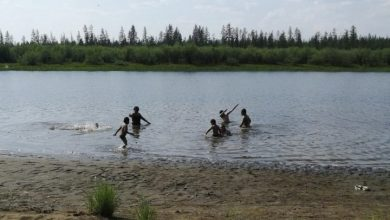 Photo of Arctic Russian town records highest ever temperature at 38 C