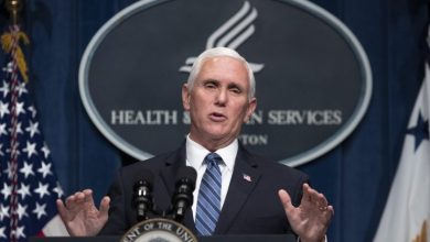 Photo of Pence says it's 'a good thing' younger Americans make up portion of new coronavirus cases