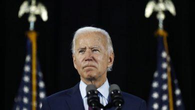 Photo of Biden slams Trump over New York Times report alleging bounties placed on U.S. troops