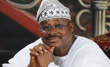 """Photo of """"I have always wanted to die at 70"""", Ajimobi reveals in a video"""