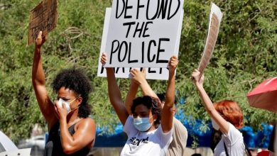 Photo of What does 'defund the police' really mean? Experts say confusion harming progress