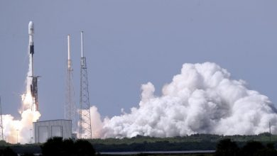 Photo of SpaceX launches new U.S. Air Force GPS satellite