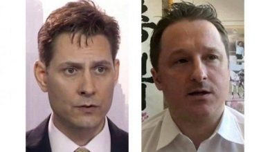 Photo of COMMENTARY: China jailed the 'two Michaels' because it regards Canada as a 'pushover'