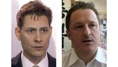 Photo of China claims Canada has 'double standard' interfering with Kovrig, Spavor cases