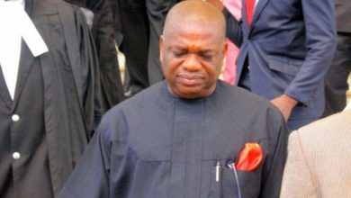 Photo of How court released Kalu for retrial
