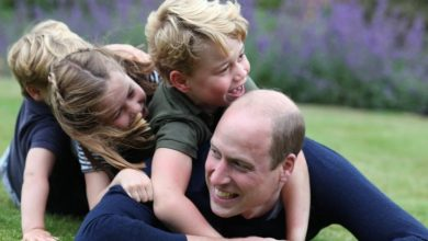 Photo of Royal Family releases new photos to mark Father's Day, Prince William's birthday