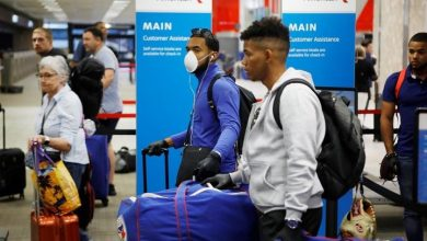 Photo of New face mask rules for U.S. airlines may includes bans for travellers who refuse