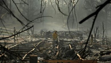 Photo of PG&E admits to killing 84 in 2018 California fire caused by electrical grid