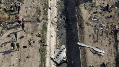 Photo of Iran sends recorder from downed Ukrainian jetliner to France, according to Iranian news agency