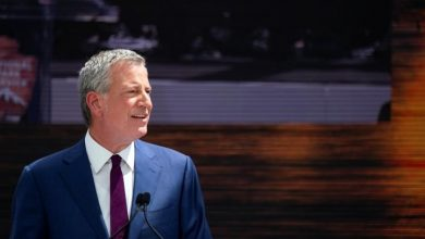 Photo of NYC mayor considers curfew as state's George Floyd protests grow more violent