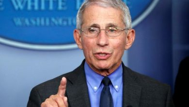 Photo of Fauci warns U.S. states with coronavirus surges should 'slow down a little' in reopening