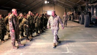 Photo of Taliban haven't met conditions for Afghanistan military withdrawal: U.S. commander