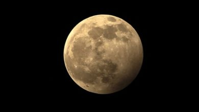 Photo of 'Strawberry Moon' to rise with a special eclipse for some skywatchers