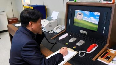 Photo of North Korea says communication will be cut off with South over defector leaflets