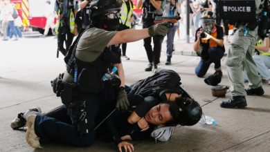 Photo of Hong Kong confronts new security law as activist warns none are safe