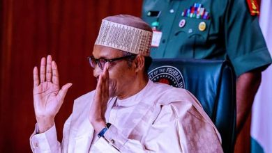 "Photo of Buhari confirms ""documentary allegations"" against Ibrahim Magu"