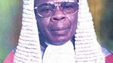 Photo of Former CJ of Ogun State, Justice Delano dies at 85