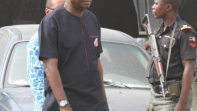 Photo of Ex-NIMASA boss, Agaba bags 7 years jail term over N1.5bn fraud